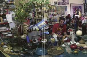 David Sarkisyan in his office