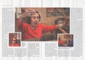 <p>Kurier, 11 November 2017, Vienna. Interview with Mimy Noever by Ro Raftl 3/4 (photo: Eva Schlegel / archive peter noever)</p>