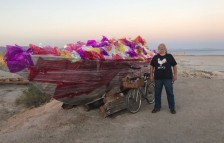 <p>BBB / Bombay Beach Biennale 2019 — archiv peter noever</p>