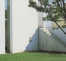 <p>Outdoor stairway for Cube XXXVII (1983) – © Paolo Utimpergher, archive Peter Noever</p>
