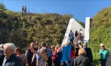 "<p>Heritage Day 2019 at ""The Pit"", Breitenbrunn, Burgenland, Austria (photo: felix kofler) – archive peter noever</p>"