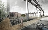 <p>Winner projects of the competition – 1st prize: JKMM Architects, Finland<br />© no/ever design / Project Baltia  </p>