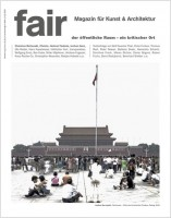 """Fair"", Magazine for Art and Architecture, No. 1/2020"