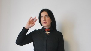 "Marina Abramovic, member of the ""Kurie für Kunst und Wissenschaft"" since 2008. Photo: © Marina Abramović Courtesy Marina Abramović"